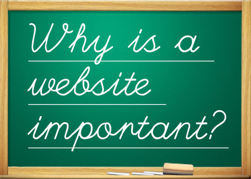 Learn why a Website is Important to Your Business